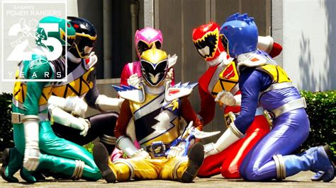 Power Rangers | Dino Charge Ranger Defeats! - YouTube