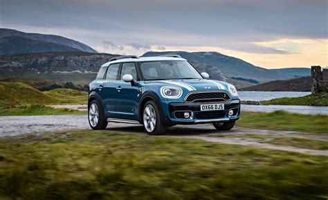 2017 Mini Countryman First Drive | Review | Car and Driver
