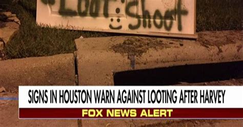 'You Loot We Shoot': Texans Lay Down The Law After Harvey