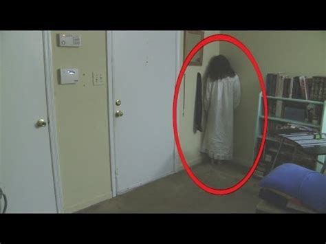 Real ghost caught on Video Tape 10 - YouTube