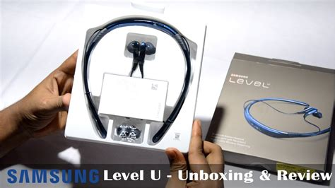 Samsung Level U - Unboxing & Review - हिन्दी/Hindi - YouTube