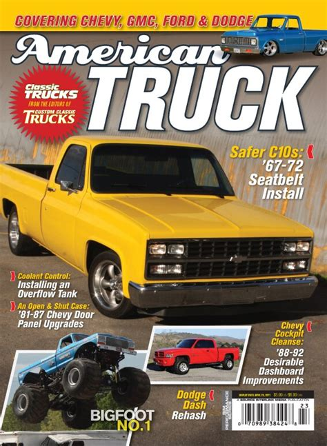 American Truck Magazine 2011 Issue On Newsstands Now - Hot