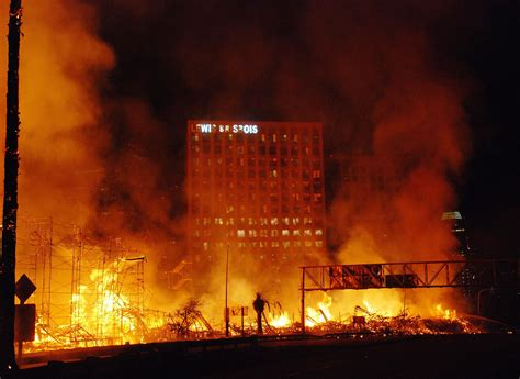 How Technology Can Stop Massive Fires From Destroying