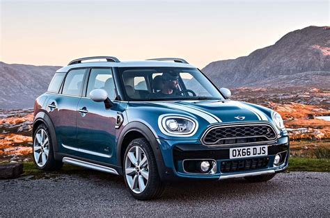2017 Mini Countryman First Look Review - The Biggest Mini Yet