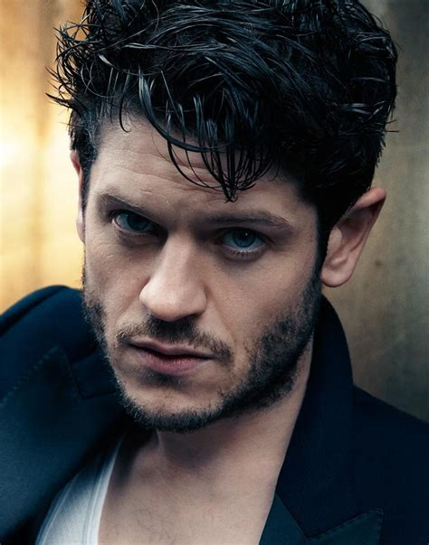 Iwan Rheon Connects with Interview, Dishes on Game of