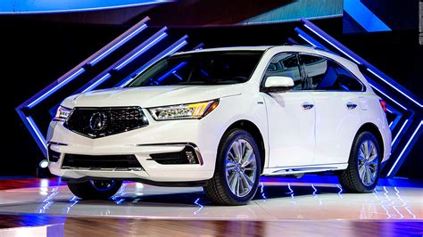 Acura MDX - Cool cars from the New York Auto Show - CNNMoney