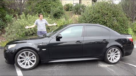 The E60 BMW M5 Is the Best Car You Should Never Own - YouTube