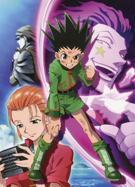 Hunter x Hunter (2011) - My Anime Shelf