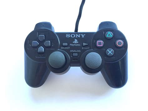 Official Original Sony Dual Shock 2 Wired Playstation PS2