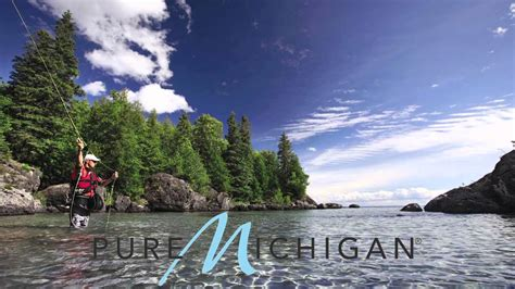 Fishing in Michigan - Let's Catch Up | Pure Michigan - YouTube