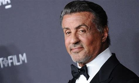 Hollywood legend Sylvester Stallone charges £849 for a