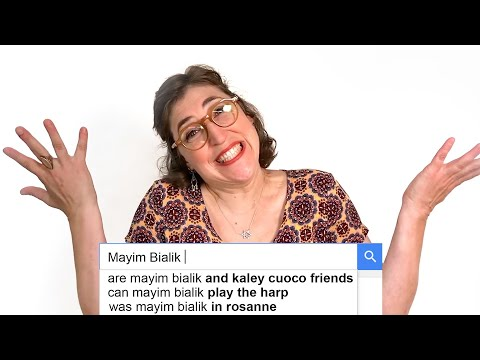 Mayim Bialik On Her Viral Video And Why What We Call Women