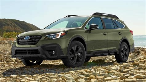 Subaru Outback News and Reviews | Motor1