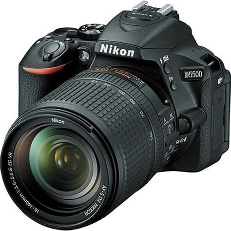 Nikon D5500 with 18-140mm ED VR Lens Kit Reviews and Prices