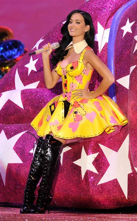 Not-So-Mellow Yellow from Katy Perry's Concert Costumes