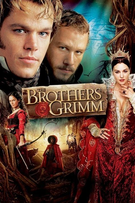 Watch The Brothers Grimm Full Movie Online | Download HD