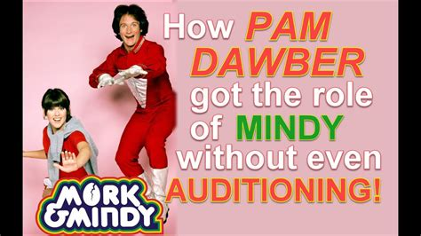 How Pam Dawber got the role of Mindy on MORK & MINDY