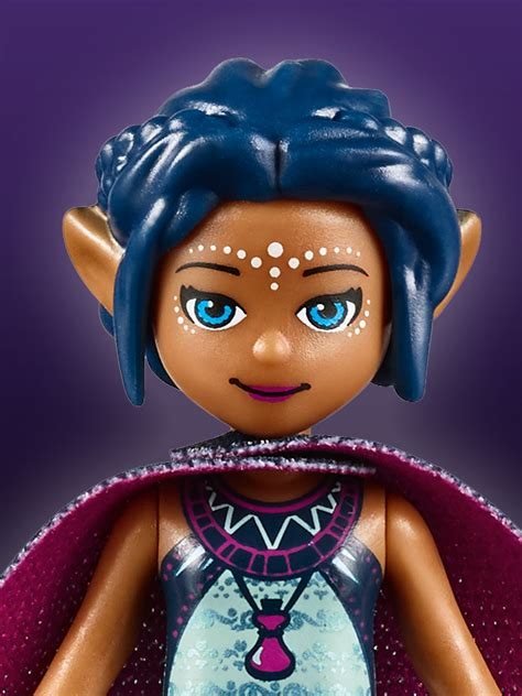 Rosalyn - LEGO® Elves - Characters and Minifigures - LEGO