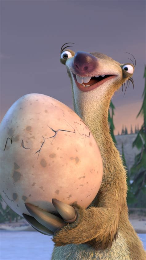 Wallpaper Ice Age :The Great Egg, SID, Egg, best