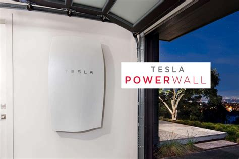 All You Need To Know About the Tesla PowerWall » Science ABC