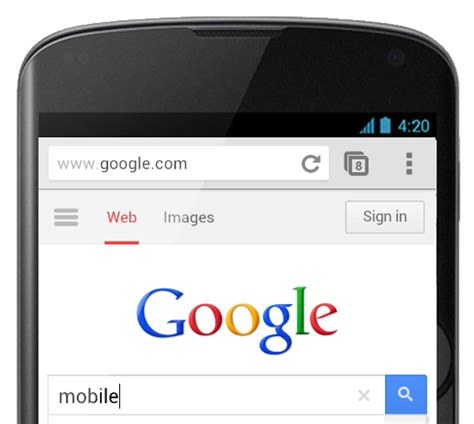 Mobile Search Boost Sees Alphabet Shares Jump | Mobile