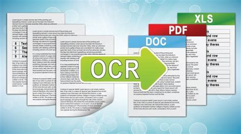 Benefits and Working of OCR Software Program - DesignCoral
