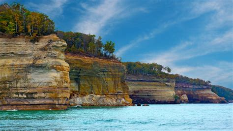 Pictured Rocks National Lakeshore | Visit The USA