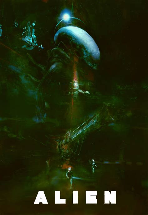 Christopher Shy's Amazing Sci-Fi art | JPEGY - What the