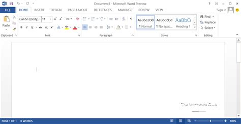 New Features in Microsoft Office 2013 - Screenshots included